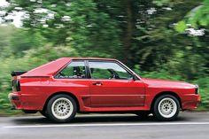In Italien kam ein extrem seltener und kurzer Audi Sport quattro unter den Hammer. Sein Schätzpreis ist atemberaubend! AUTO BILD hat die Details!