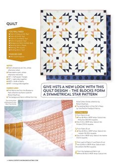 Love Patchwork and Quilting- screenshot (issue 41 2016)