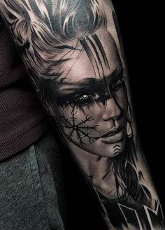 Usted está en busca de Inspiración para un Tatuaje realista. - - ¿Está usted en busca de Inspiración para un Tatuaje realista. – - tatuaje Usted está en investigación de Inspiración para un Tatuaje realista. Best Sleeve Tattoos, Sleeve Tattoos For Women, Leg Tattoos, Body Art Tattoos, Small Tattoos, Tattoos For Guys, Tribal Tattoos, Native Tattoos, Maori Tattoos