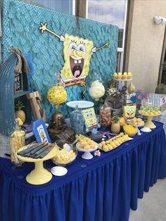 Son 1st birthday Bike Birthday Parties, 25th Birthday Cakes, Spongebob Birthday Party, 2nd Birthday Party Themes, Second Birthday Ideas, Race Car Birthday, Birthday Candy, Birthday Party Decorations, 7th Birthday