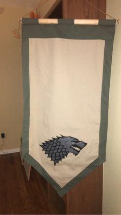 Game of Thrones: House Stark Banner