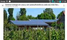Tiempo amortización placas solares a día de hoy y con arreglo a normativa vigente http://www.ennaranja.com/para-ahorradores/generar-energia-en-casa-y-ser-autosuficiente-es-cada-vez-mas-facil-pero-salen-los-numeros/