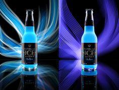 lightpainting product shots