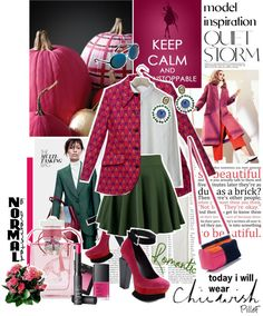 """""""today i will wear..."""" by pillef ❤ liked on Polyvore"""
