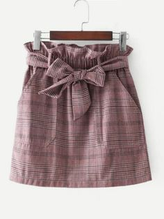 Skirts With Boots, Plaid Skirts, Look Fashion, Girl Fashion, Fashion Outfits, Plaid Fashion, Plaid Outfits, Skirt Outfits, Outfit Jeans