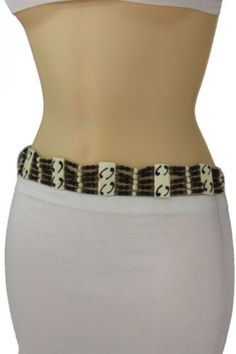 Belts, Going Out, How To Wear, Free, Accessories, Beautiful, Color, Black, Women