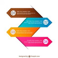 Plantillas Infografia Vectors, Photos and PSD files Seo Tutorial, Photos Hd, Web Design, Powerpoint Design Templates, Banners, Publication Design, Social Media Design, Graphic Design Inspiration, Presentation
