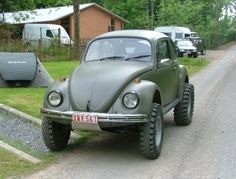 Anonymous VW Bug