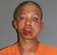 'Send an ambulance - he's going to need one': Father who walked in on a man molesting his son, 11, beat him to a pulp before calling cops to...