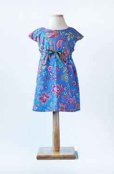 Oliver + S Roller Skate Dress sewing pattern, love love love this pattern