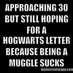 I was inspired to #meme #harrypotter #harrypotternerd #hogwarts #owl #muggleproblems #muggle #bigkid #twenties #adultingishard