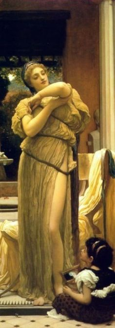 Venus Disrobing