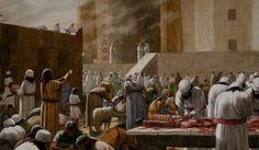The temple of Solomon.