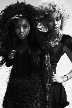 F∆∆RROW (Somalia): Singer Songwriter Superhero Sisters ... #DOPE