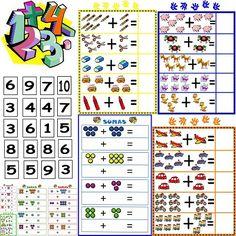 Juegos para aprender sumas y restas - Escuela en la nube