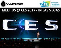 Meet us @CES2017 - IN LAS VEGAS