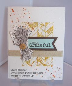 Truly Grateful by imamuttnut - Cards and Paper Crafts at Splitcoaststampers