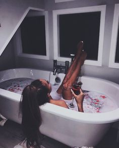 Glamour and Luxury Milk Bath Photography, Photography Poses, Shotting Photo, Relaxing Bath, Sugar Baby, Boudoir Photos, Jacuzzi, Spa Day, Luxury Life