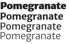 Merriweather, designed by Eben Sorkin.