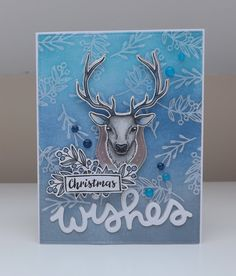 Majestic Moments Stamp and Die freebie with this month's issue of Simply Cards and Papercraft...have this
