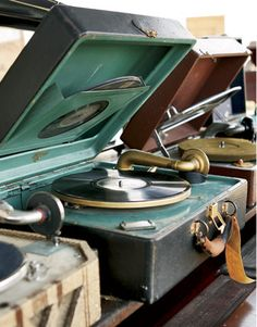 images antique record players - Google Search
