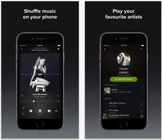 spotify iphone - Google zoeken