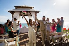 Hyatt Ziva Puerto Vallarta has a brand new beautiful wedding gazebo. allinclusivehyattziva.com
