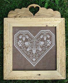 Ghiande Tirolesi From Renato Parolin - Cross Stitch Charts - Embroidery - Casa Cenina