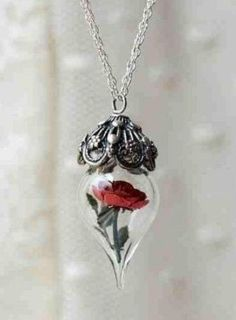'cause beauty and the beast is my favorite disney movie... I soooo want this! Yes please!