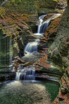 ✯ Watkins Glen State Park