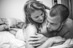 ♥ How romantic! Morning after wedding photos can be tasteful yet sensual, says NYC photographer who began the trend
