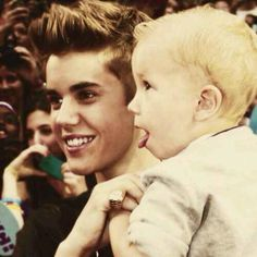 Justin and his brother Jaxon