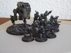 [WH40K] The Anphelion Project - 99th Drop Regiment [CC Squad und Gruppenbild done!] - Seite 5