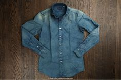 Can't go wrong with Chambray!