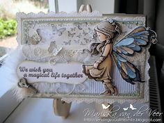 Sending you a little smile :): Whimsy Stamps