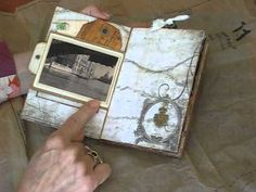 Rare Vintage Find - 1903 DCWV Timeless Stack Journal - YouTube