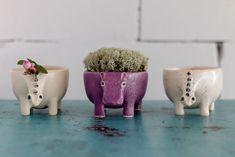 I Make These Magical Ceramic Animals