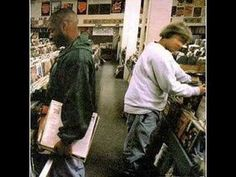 DJ Shadow - What Does Your Soul Look Like, Pt. 1