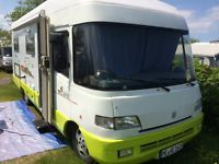 CAMPING CAR OCCASION ALLEMAGNE