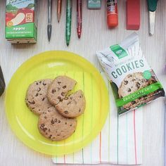 Homework is tough enough as it is. Reward your smart cookie with our smart cookies for a healthy dose of chocolate and zucchini. (Just don't tell them about the zucchini)