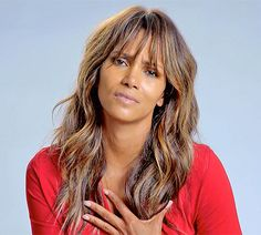 Halle Berry nailed t