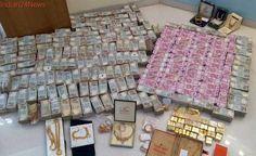 Rs 540 Crore Of Black Money Detected In Last 15 Days