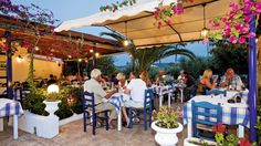 Greece » Ionian Islands » Zante » Tsilivi » Eat Greek in Tsilivi's tavernas
