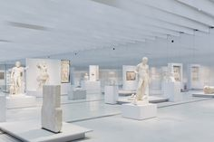 louvre lens by SANAA + imrey culbert now complete