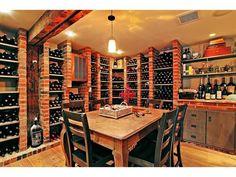 Seattle wine cellar