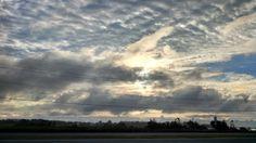 Delaware Beach sky post rain