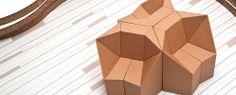 Poltroncina Gaia  Forme essenziali per modulare il tuo spazio.  www.corvasce.it