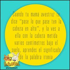 #avestruz #ironia #familia #hermanos #orgullo #roqui #coqui