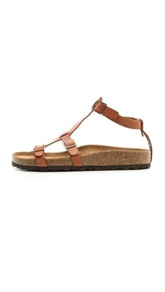 Jeffrey Campbell flat sandals