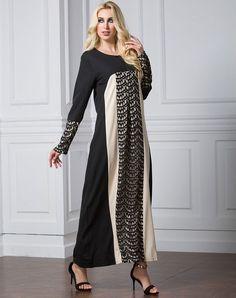 4a35d7ccfa dress for you design. Black AbayaLong Sleeve MaxiPlus Size Maxi  DressesCasual Dresses For WomenChiffon ...
